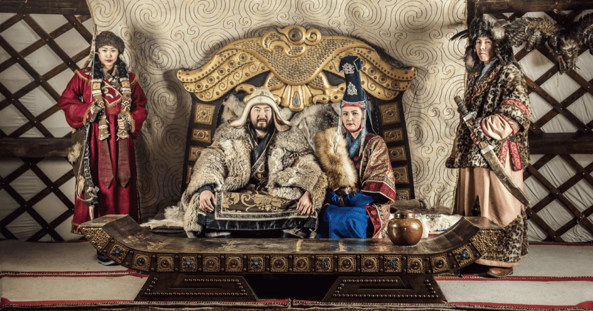 モンゴルの旧正月