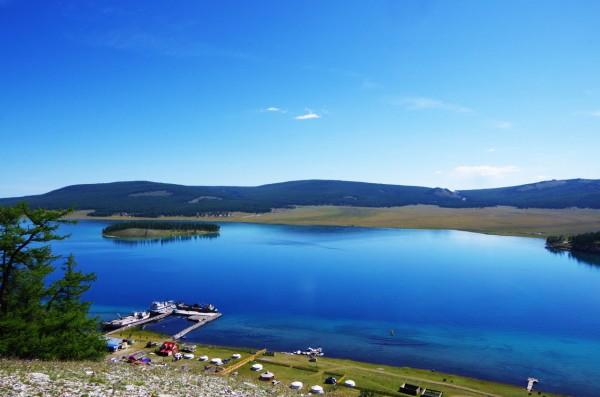 モンゴルの観光スポット